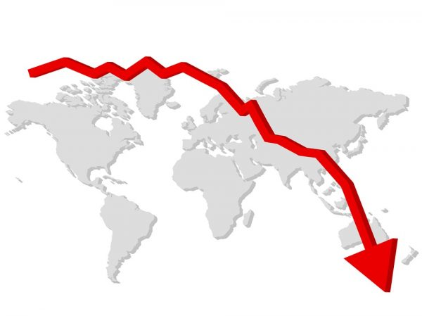 stagnating exports