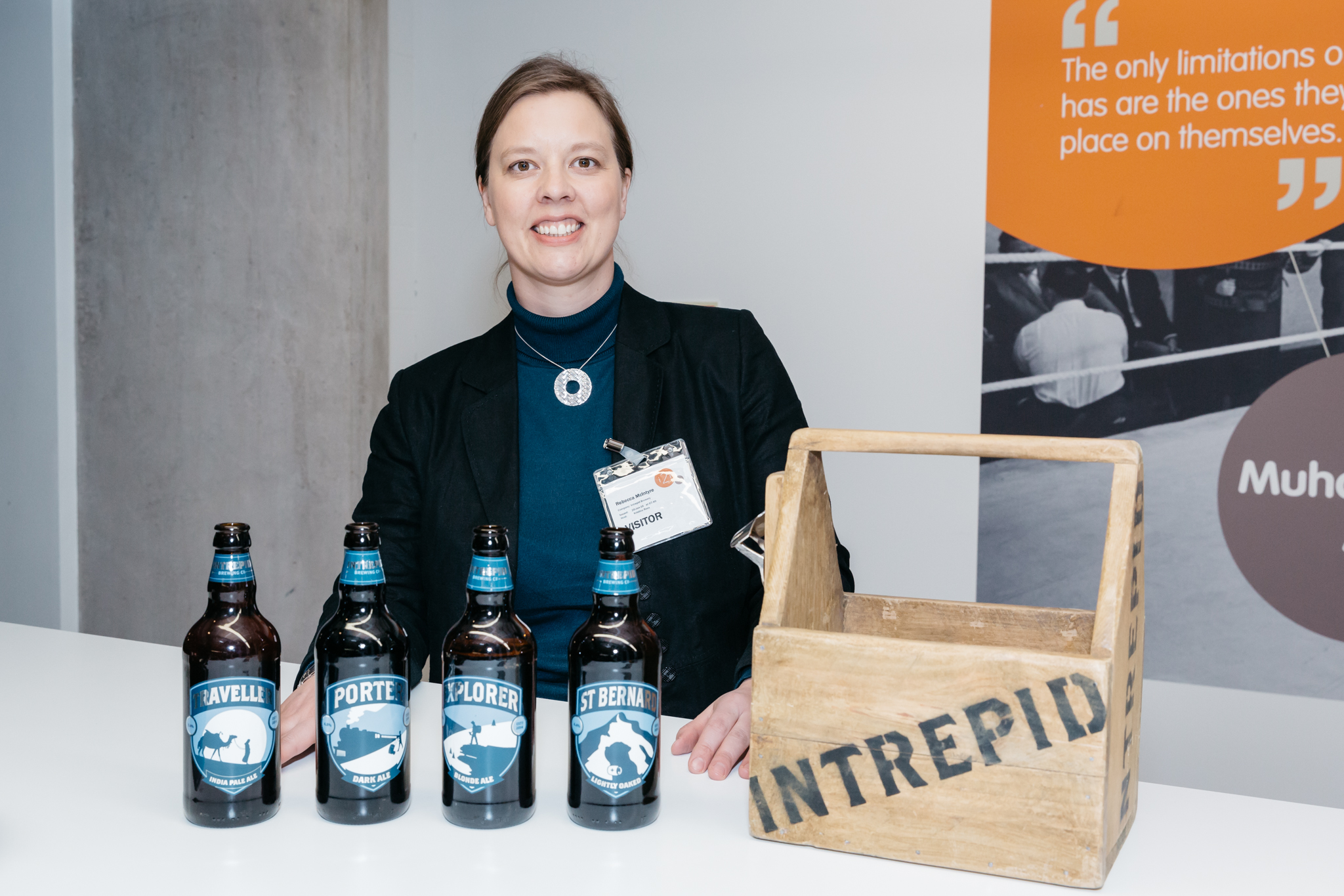 Intrepid Brewing