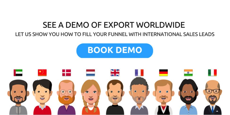 export world wide demo