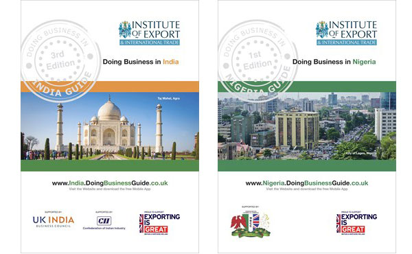 doing business guides - india and nigeria
