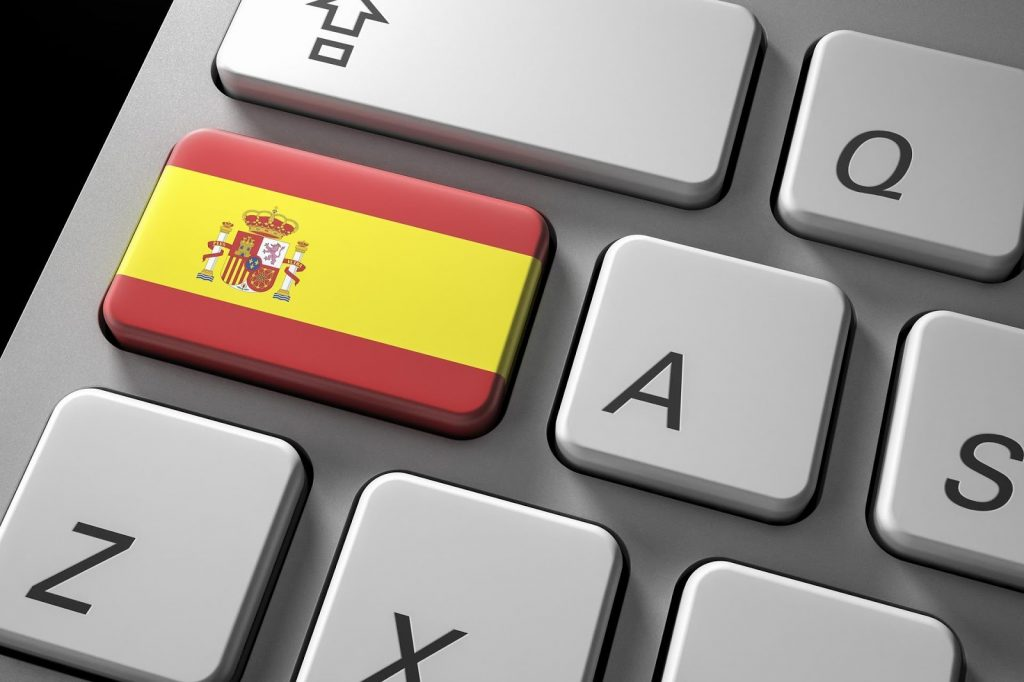 Spanish keyboard | Spanish translation