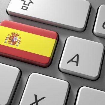 Spanish keyboard   Spanish translation
