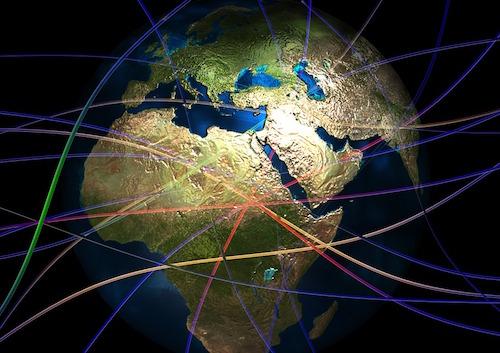 around the world in 80 trades
