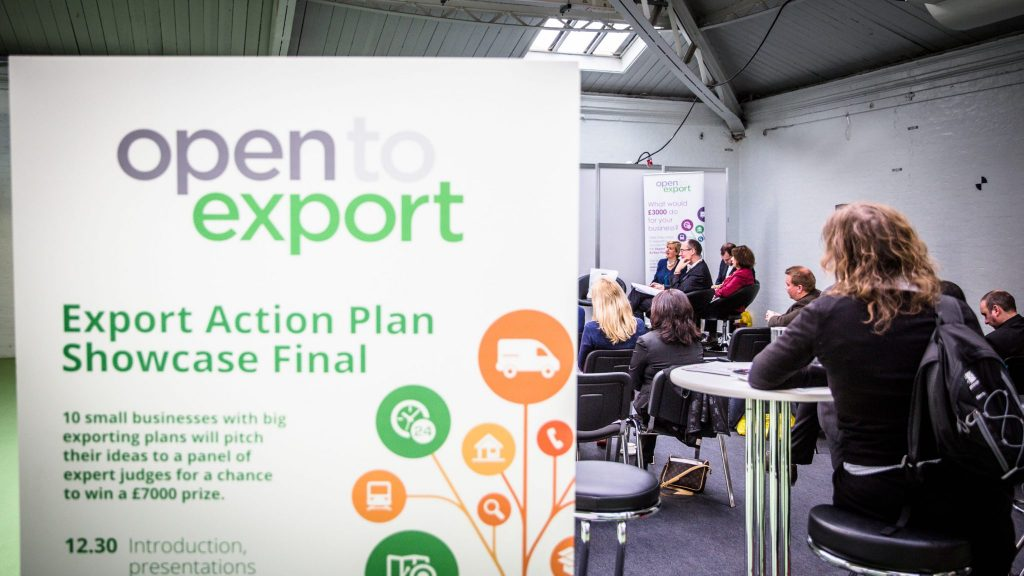 export action plan finalists