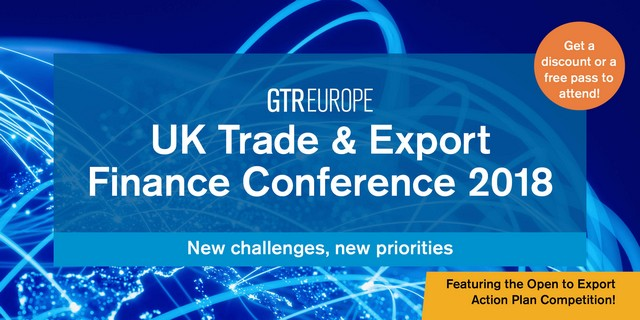 uk trade & export finance conference
