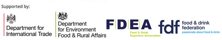 Food and Drink Export Support - Open to Export