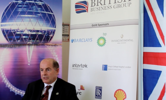 British business networks abroad - abu dhabi
