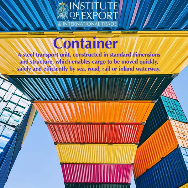 what is a container