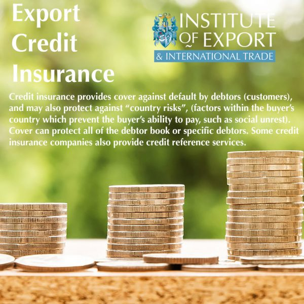 export trade credit explained